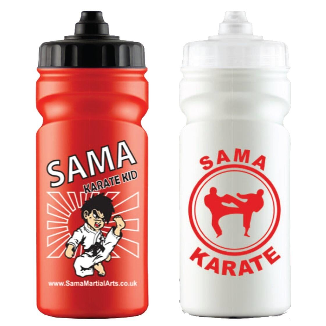 SAMA Karate Drinks Bottles