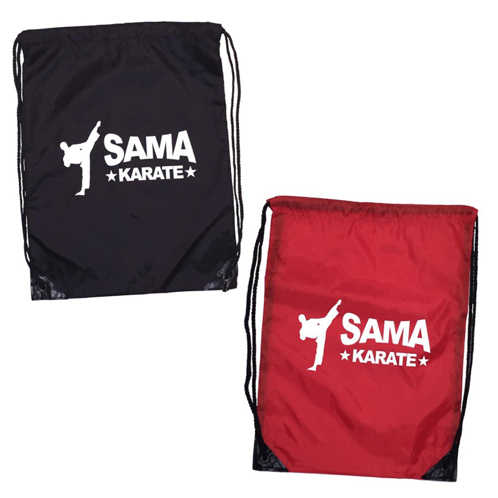 SAMA Karate Draw String Bag