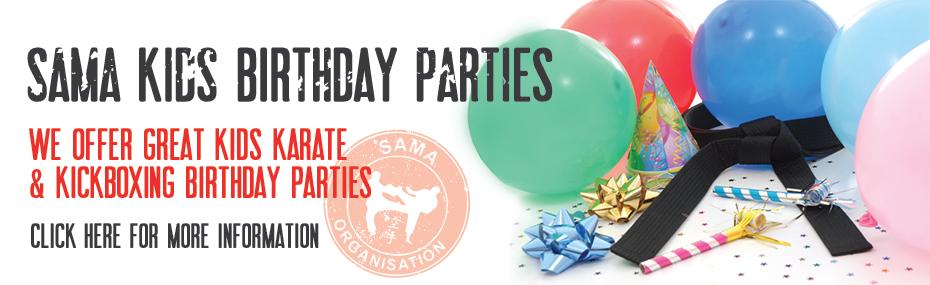 banner Kids Parties